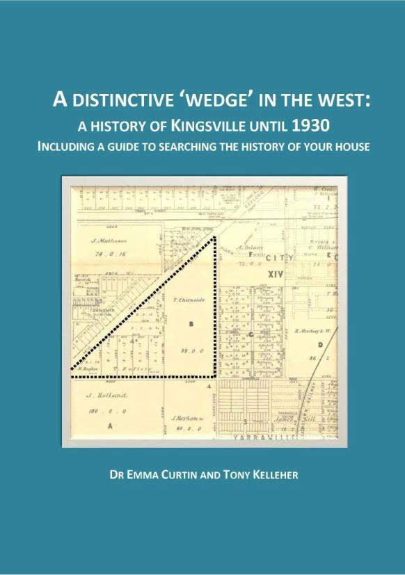 A distinctive 'wedge' in the west : a history of Kingsville until 1930